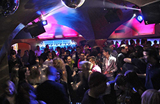Club Half Moon Salzburg Full Dance Floor